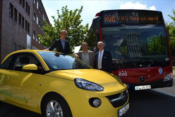 Kooperatinspartner - Partnerschaften für intelligente Mobilität