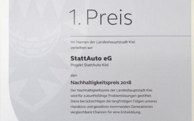 Nachhaltigkeitspreis Kiel 2018