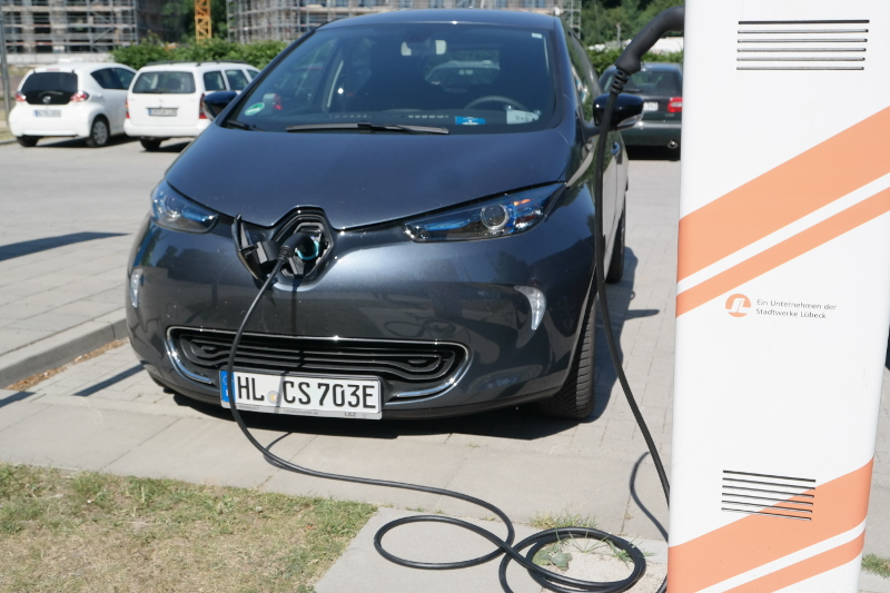 Elektrisierend – Weiterer Infotag zu unseren Elektroautos in Kiel