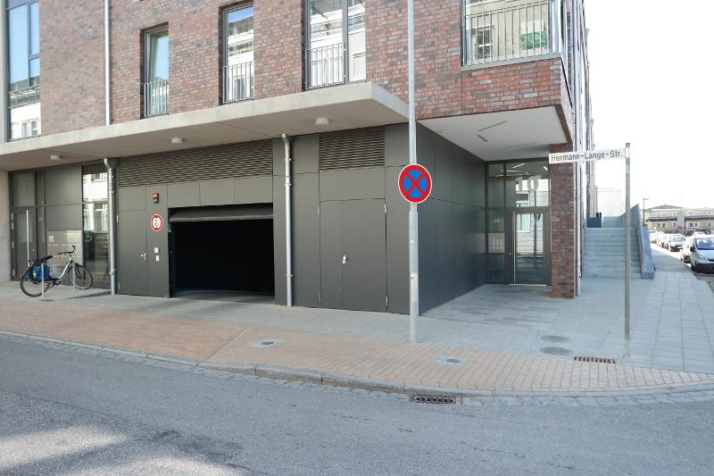 Neue CarSharing-Station Schützenstraße Lübeck (Nähe Hbf)